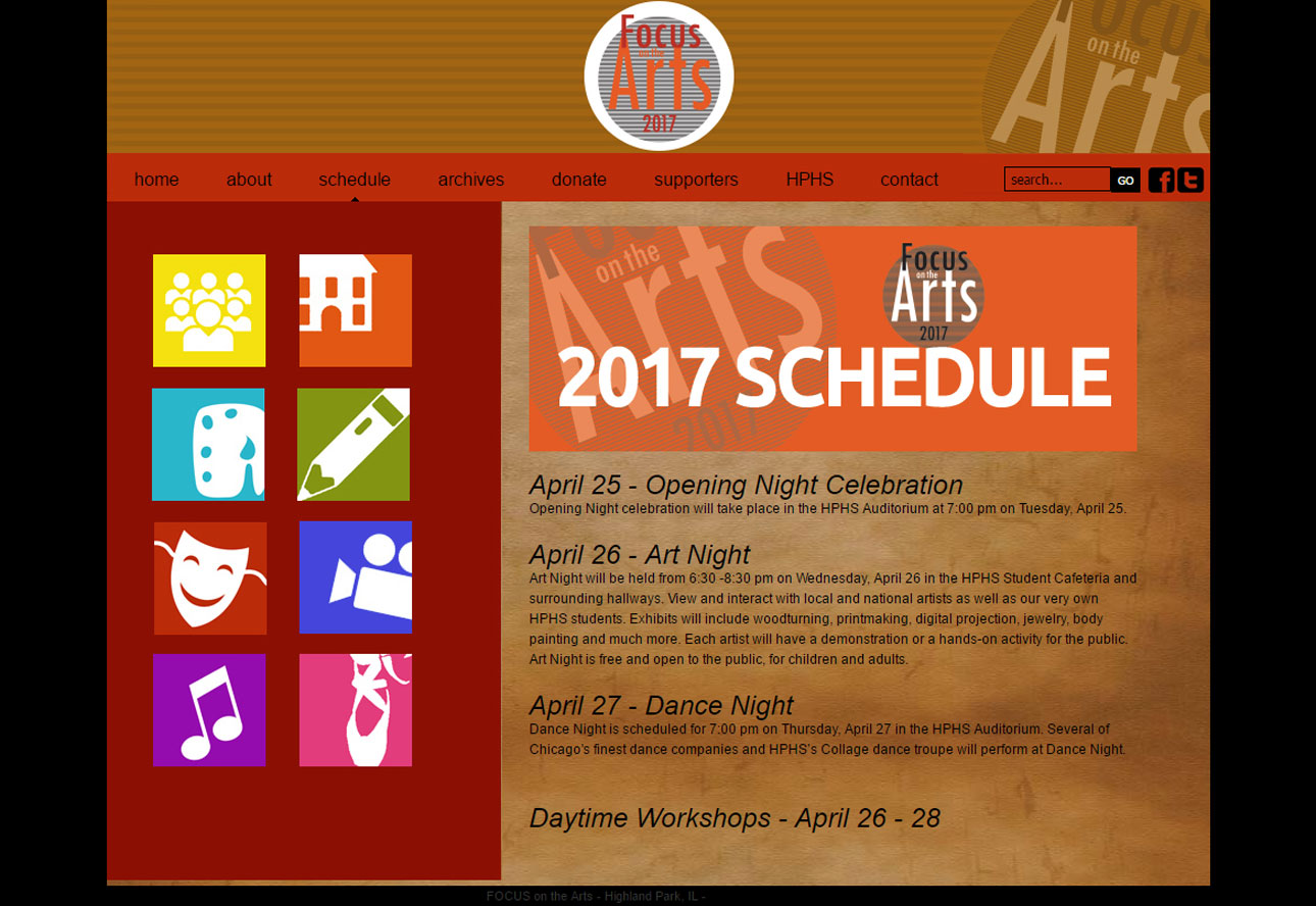 intrackt_focus_on_the_arts_schedule